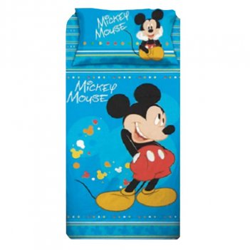 Parure Copripiumino 155x200 Mickey