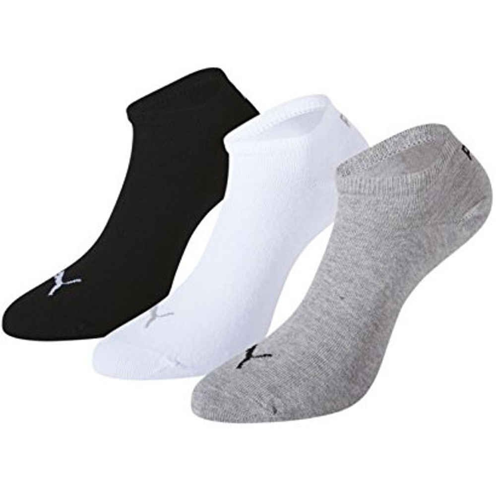 3 Paia Calzini Unisex Sportivi Sneaker PUMA 261080001