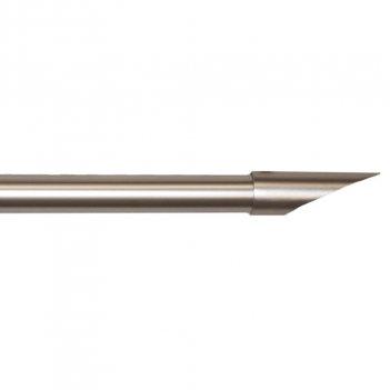 Set Bastone Per Tende 200-370cm Allungabile Con Terminali Iride