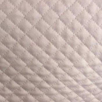 Tessuto Piquet Dodo Trapuntato Colori Chiari Altezza 150cm 2840