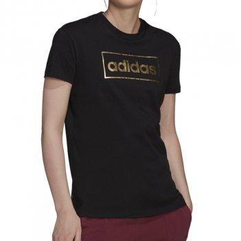 T-Shirt con grafica Foil Box Donna ADIDAS H14694