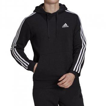 Felpa con cappuccio Essentials Fleece 3-Stripes Uomo ADIDAS GK9072