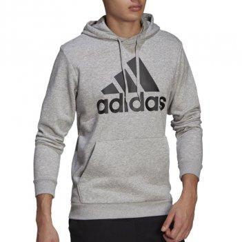 Felpa con cappuccio Essentials Fleece Big Logo Uomo ADIDAS GK9577