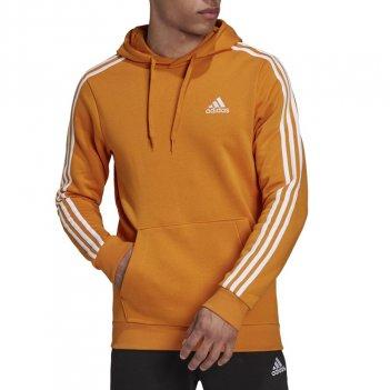 Felpa con cappuccio Essentials Fleece 3-Stripes Uomo ADIDAS H12188