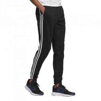Pantaloni Essentials con polsini elastici affusolati in pile Uomo ADIDAS GK8822