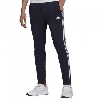 Pantaloni Essentials Fleece Tapered Cuff 3-Stripes Uomo ADIDAS GK8823