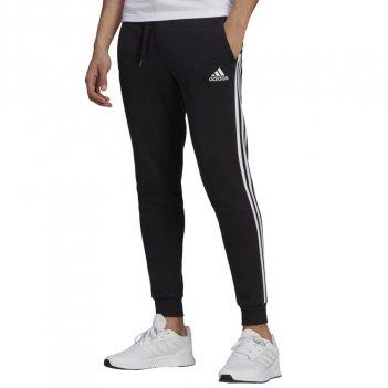 Pantaloni Essentials Fleece Fitted 3-Stripes Uomo ADIDAS GM1089