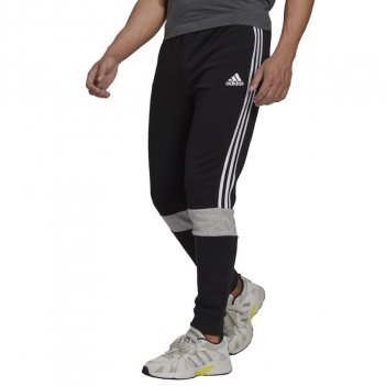 Pantaloni Essentials Fleece Colorblock Uomo ADIDAS GV5245