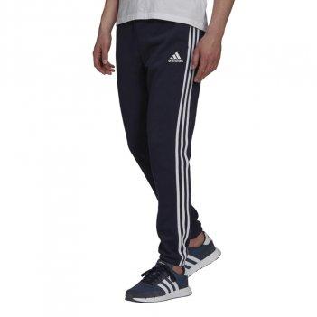 Pantaloni Essentials con polsini elastici affusolati in pile Uomo ADIDAS H12250