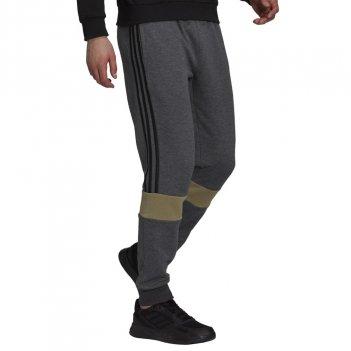 Pantaloni Essentials Fleece Colorblock Uomo ADIDAS H14632