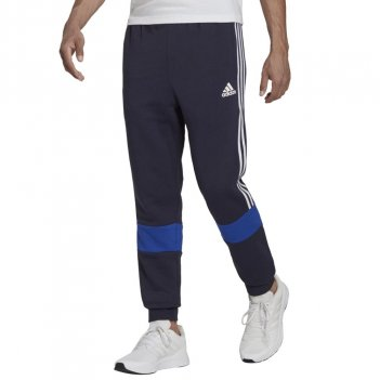 Pantaloni Essentials Fleece Colorblock Uomo ADIDAS H64178