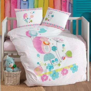 Parure Copripiumino 100x135 Frizz Baby Dream DAUNEX