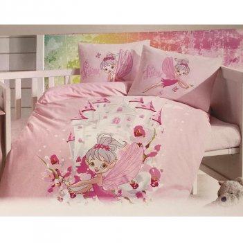 Parure Copripiumino 100x135 Fairy My Baby Dream DAUNEX