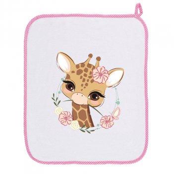 Asciugamano Asilo 34AS0153/00-9006 Giraffa