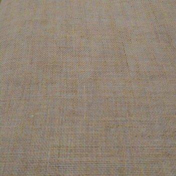 Tessuto Tenda a Metraggio Natura V3M Misto Lino Altezza 330cm
