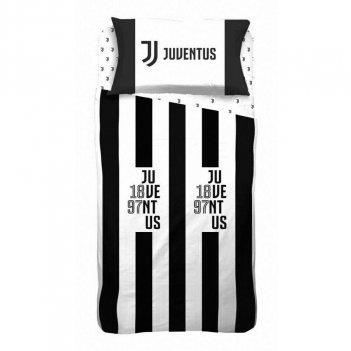 Completo Lenzuola Letto Singolo Juventus
