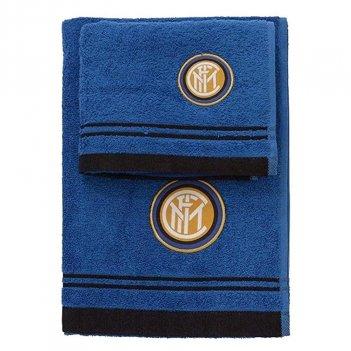 Set Asciugamani 1+1 Inter