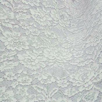 Tessuto Feltro Pizzo Lana Altezza 138cm 1022