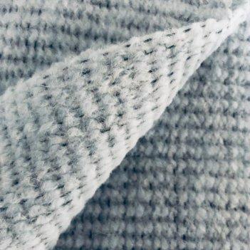 Tessuto Maglia Misto Lana Altezza 130cm 6925