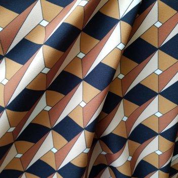Tessuto Cady Stampato Altezza 150cm 0924