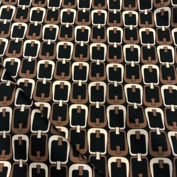 Tessuto Twill Stampato Altezza 150cm 0915